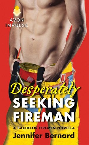 Desperately Seeking Fireman book image