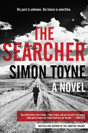 The Searcher book image