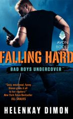 Falling Hard Paperback  by HelenKay Dimon