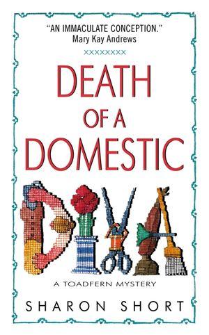 Death of a Domestic Diva book image