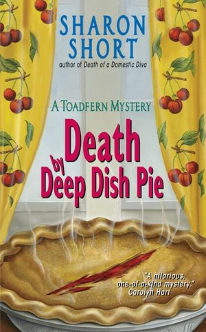 Death by Deep Dish Pie book image