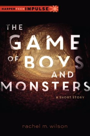 The Game of Boys and Monsters book image