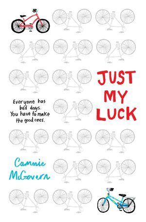 Just My Luck book image