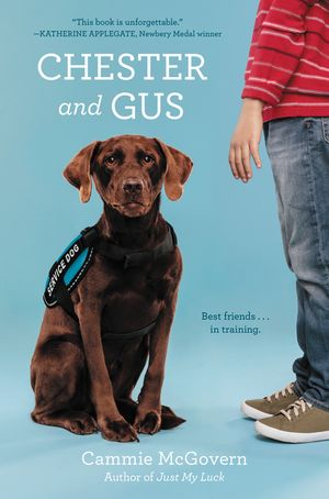 Chester and Gus book image