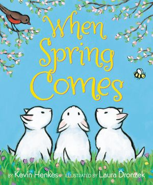 When Spring Comes book image