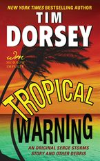 Tropical Warning eBook  by Tim Dorsey
