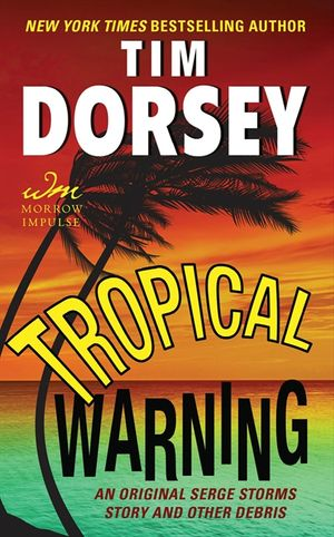 Tropical Warning book image