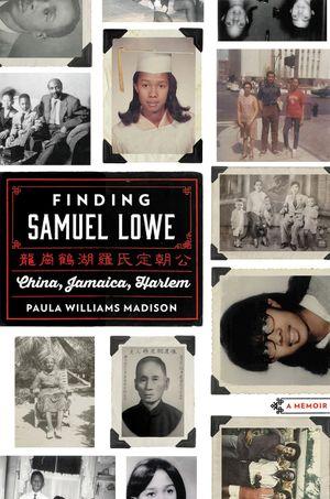Finding Samuel Lowe book image
