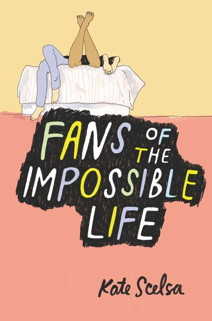 Fans of the Impossible Life by Kate Scelsa -  The 29 Best YA Book Covers of 2015 as Chosen by Epic Reads Designers