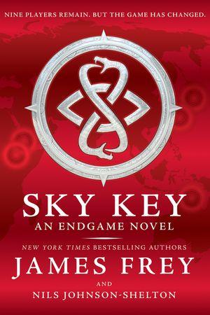 Endgame: Sky Key book image