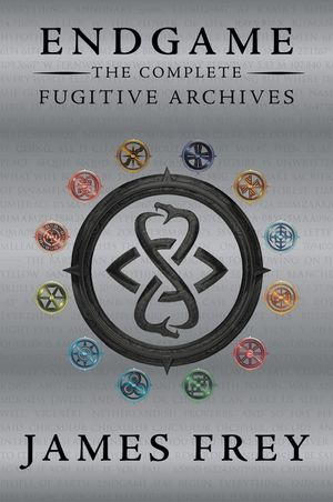 Endgame: The Complete Fugitive Archives book image