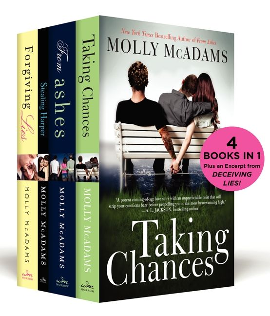 The molly mcadams new adult boxed set molly mcadams e book enlarge book cover fandeluxe Images