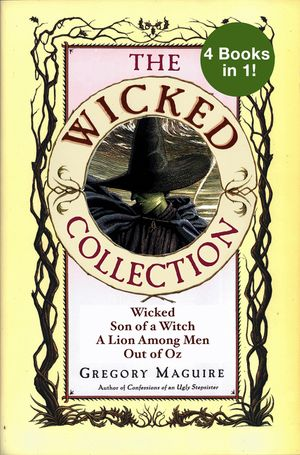 The Wicked Years Complete Collection book image
