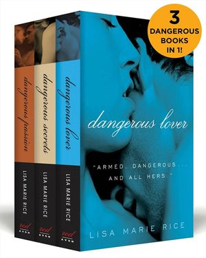 The Dangerous Boxed Set book image