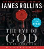 The Eye of God Low Price CD CD-Audio UBR by James Rollins