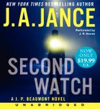 Second Watch Low Price CD CD-Audio UBR by J. A. Jance