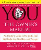 YOU: The Owner's Manual eBook  by Mehmet C. Oz M.D.