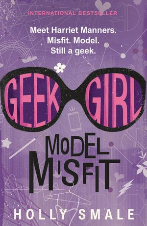 Geek Girl: Model Misfit book image