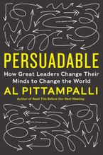 Persuadable Hardcover  by Al Pittampalli