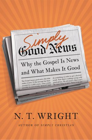 Simply Good News book image