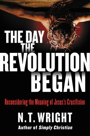 Image result for n. t. wright revolution book