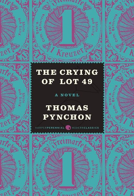 Thomas Pynchon The Crying Of Lot 49 Pdf