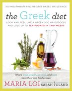 The Greek Diet Hardcover  by Maria Loi