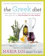 The Greek Diet Paperback  by Maria Loi