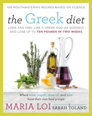 The Greek Diet book image