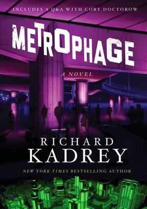 Metrophage book image