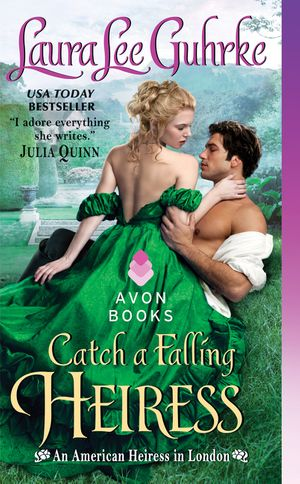 Catch a Falling Heiress book image