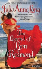 The Legend of Lyon Redmond Paperback  by Julie Anne Long