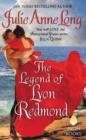 The Legend of Lyon Redmond Paperback  by Julie Long