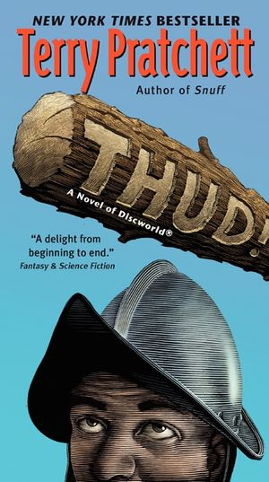 Thud! book image