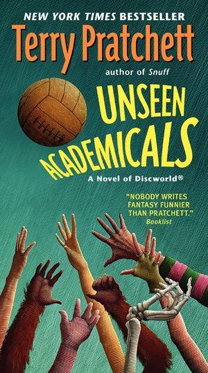 Unseen Academicals book image