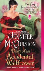 Diary of an Accidental Wallflower Paperback  by Jennifer McQuiston