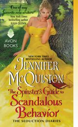 The Spinster's Guide to Scandalous Behavior