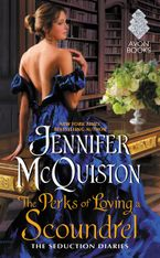 The Perks of Loving a Scoundrel Paperback  by Jennifer McQuiston
