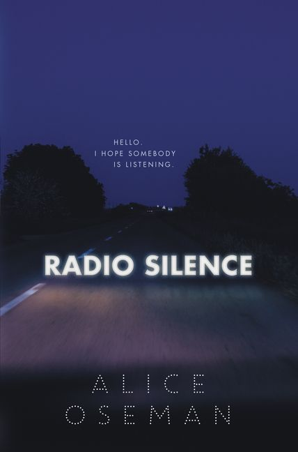 radio silence alice oseman hardcover