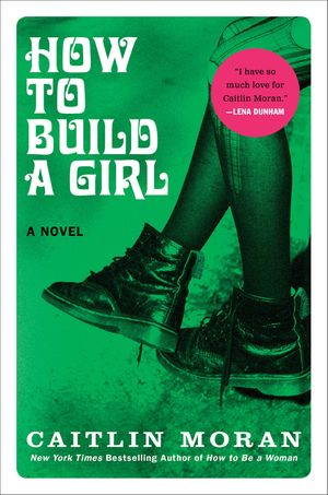 How to Build a Girl book image