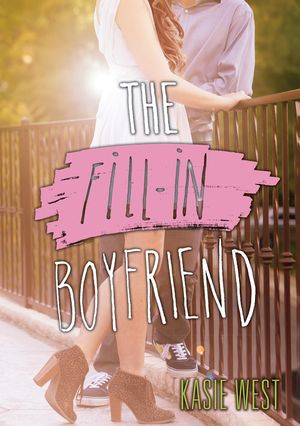 The Fill-In Boyfriend book image