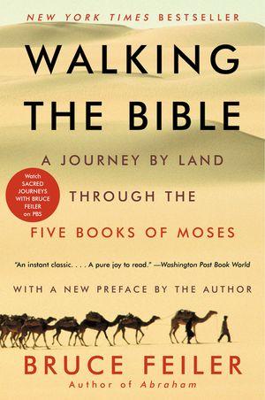 Walking the Bible book image