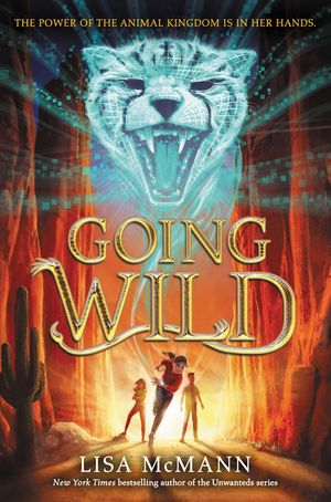 Going Wild book image