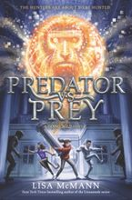 Going Wild #2: Predator vs. Prey Hardcover  by Lisa McMann
