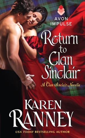 Return to Clan Sinclair book image