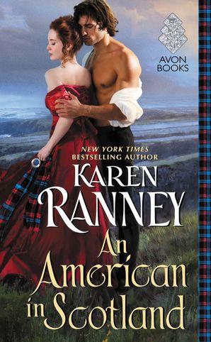American in Scotland, An Paperback  by Karen Ranney