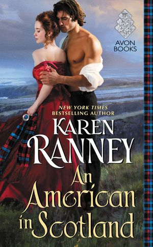 American in Scotland, An book image