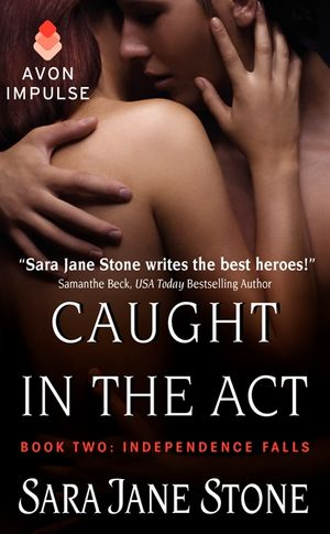 Caught in the Act book image