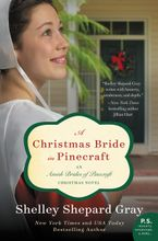 A Christmas Bride in Pinecraft Paperback  by Shelley Shepard Gray