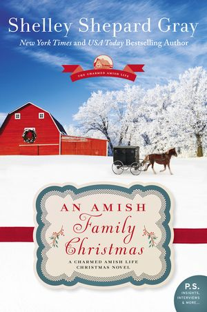 An Amish Family Christmas book image